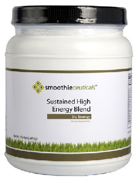 dr. smoothie smoothieceuticals sustained high energy blend 1.5 lb.