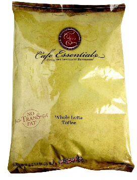 cafe essentials naturals whole lotta toffee 3.5 lb.
