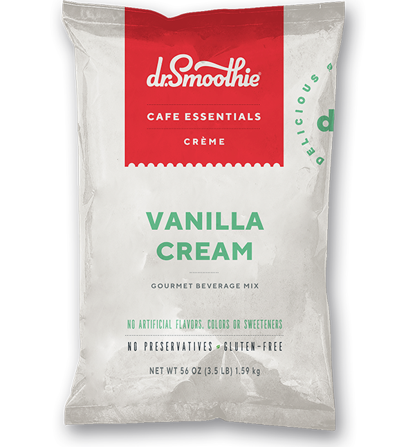 Cafe Essentials Naturals Vanilla Cream 3.5 lb.