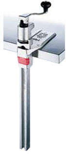 Edlund Can Opener Manual 1 with plated base  - 11100