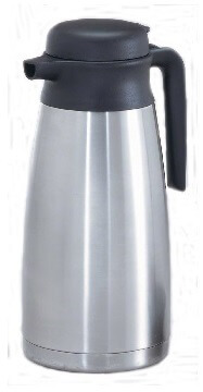 """1.9 liter """"tall"""" pitcher style tabletop server model d03700000"""