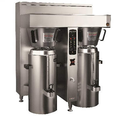 fetco coffee double extractor brewing system cbs-2062e-e62146