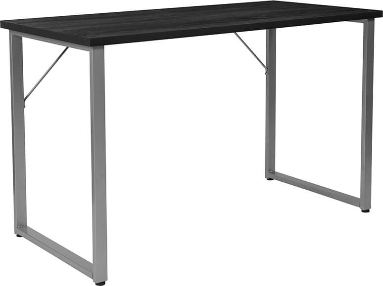 Flash Furniture Black Desk - NAN-JN-21721-GG