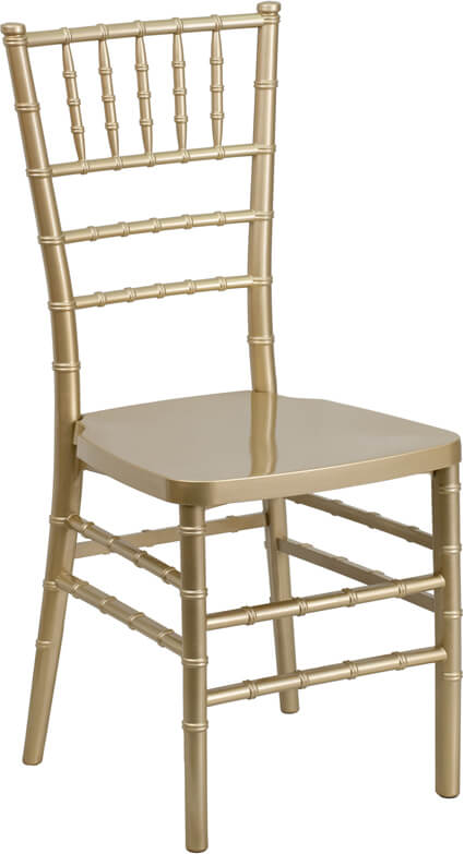 Flash Furniture Gold chiavari chair  LE-GOLD-GG