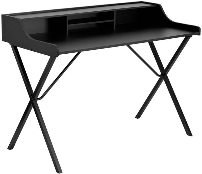 Flash Furniture Black computer desk  NAN-2124-GG