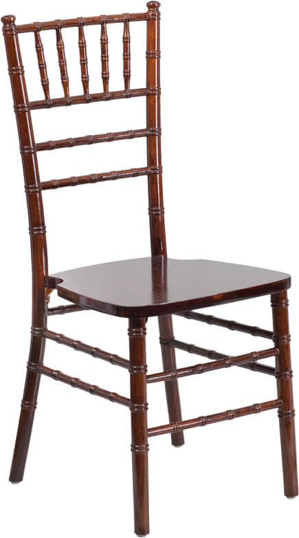 Flash Furniture Fruitwood Chiavari Chair  XS-FRUIT-GG