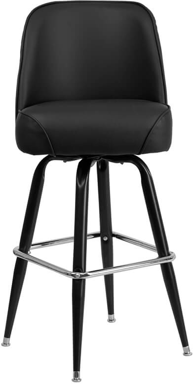 Flash Furniture Metal Restaurant Bar Stool Xu F 125 Gg
