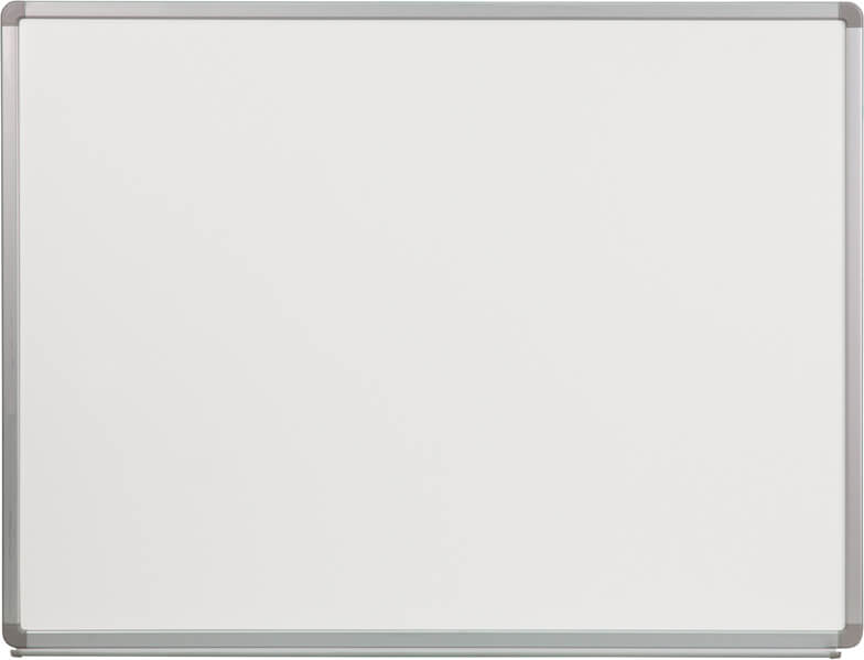 Flash Furniture 4 x 3 marker board  YU-90X120-POR-GG