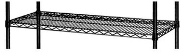 "Focus Shelf Wire 24"" - FF2454BK"