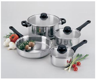 Focus Cookware Set - KPW9207