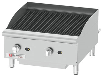 Cecilware Pro Charbroiler - CCP24