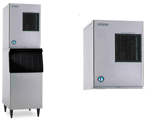 hoshizaki commercial ice machine crescent cuber water-cooled condenser km-320mwh