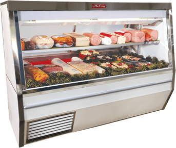 Howard McCray Deli Meat & Cheese Service Case - SC-CDS34N-10-LED