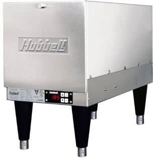 Hubbell Booster Heater 6 gal. 12-KW - J612