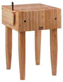 Johnboos Pro Chef Butcher Block PCA1