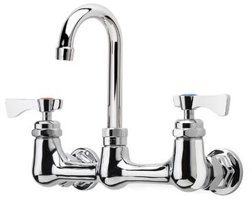 Krowne Royal Low Lead Center Faucet 14-802L