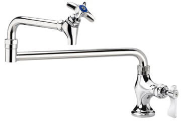 Krowne Royal Series Deck Mount Pot Filler Faucet Model 16-161L