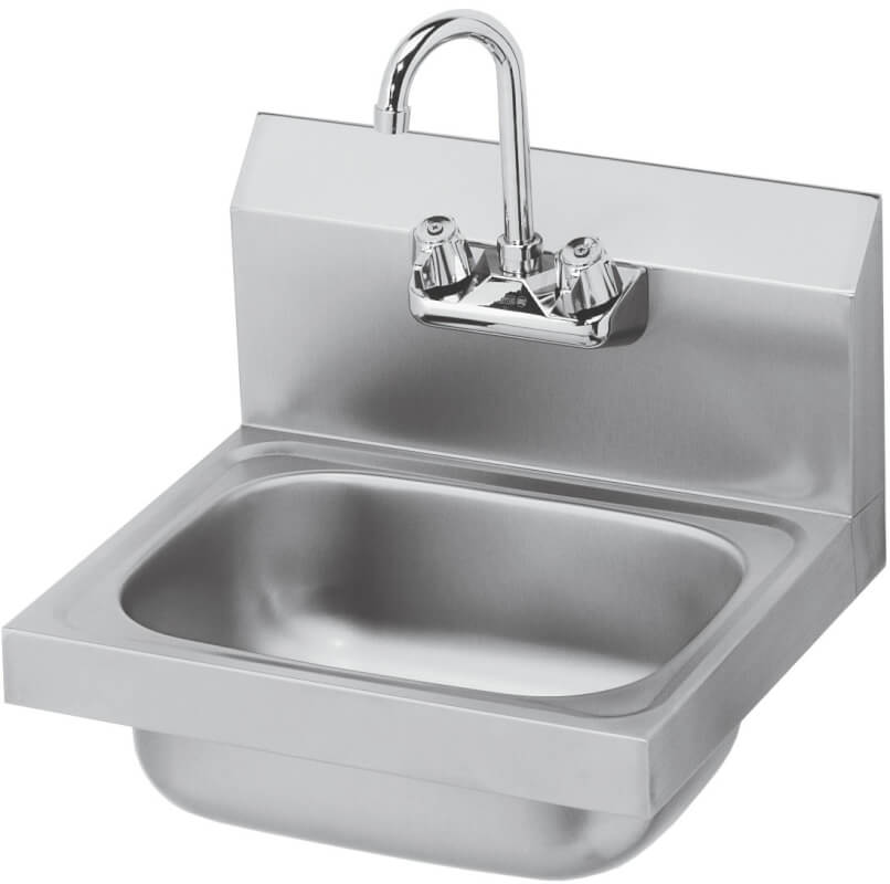 Krowne 16 Wide Hand Sink Low Lead Compliant HS-2L