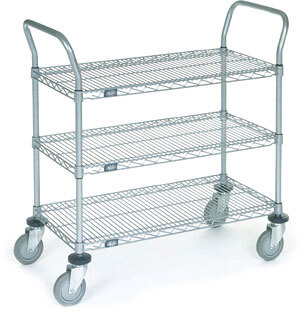 See all Wire Shelving