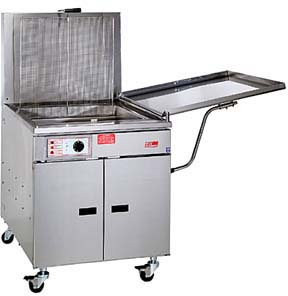 Pitco Donut Fryer Gas 24p