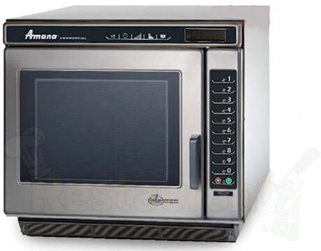 Amana Commercial Digital Microwave 1 Cft Countertop-RC22S2