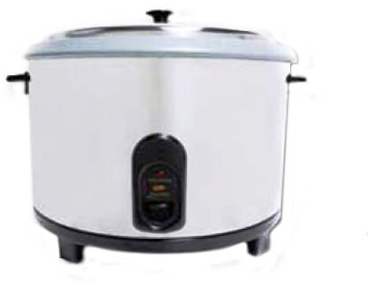 General Commercial Rice Cooker/Warmer 23 Cup 6 Quart Capacity GRC23