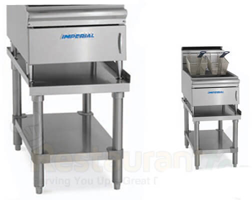 Imperial Fryer Counter Top Equipment Stand Stainless Steel IFSTS-25