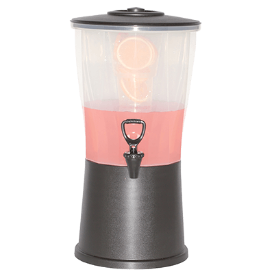 Service Ideas Beverage Dispenser CBDRP3BL