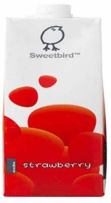 sweetbird smoothie strawberry 1 liter model 99504