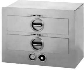 Toastmaster Food Warming Drawer Unit built-in - 3B80A000T09