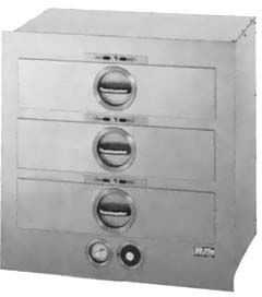 Toastmaster Food Warming Drawer Unit built-in - 3C80A000T09