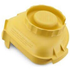 Vitamix Advance Container Yellow Rubber Lid Model-58993