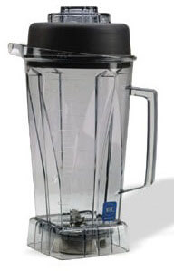 Vitamix Blender Container With Ice Blade Assembly and Lid 64 oz. 756