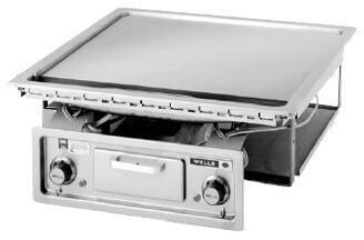 Wells Griddle 22 W. G-136