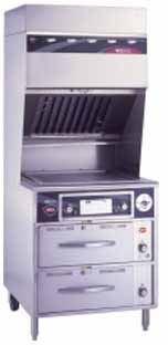 Wells VCS2000 Ventless Griddle WVG-136RW