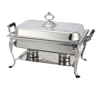 Winco Crown Chafer - 408-1